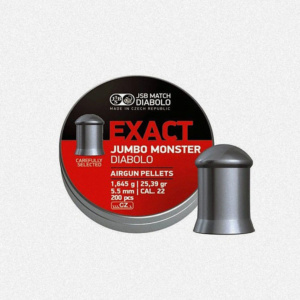 пули JSB Jumbo Monster